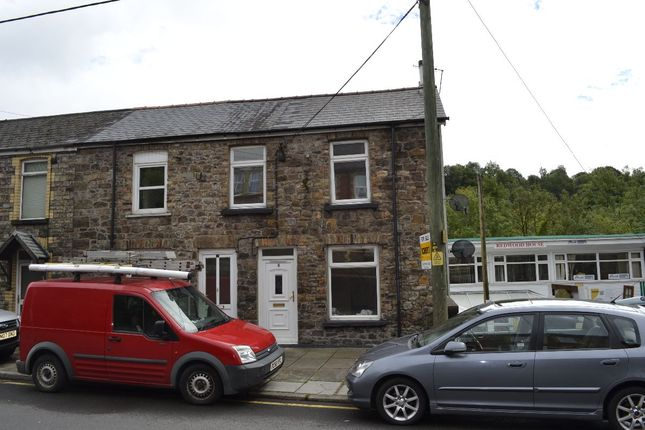 Thumbnail Terraced house to rent in Snatchwood Road, Abersychan, Pontypool