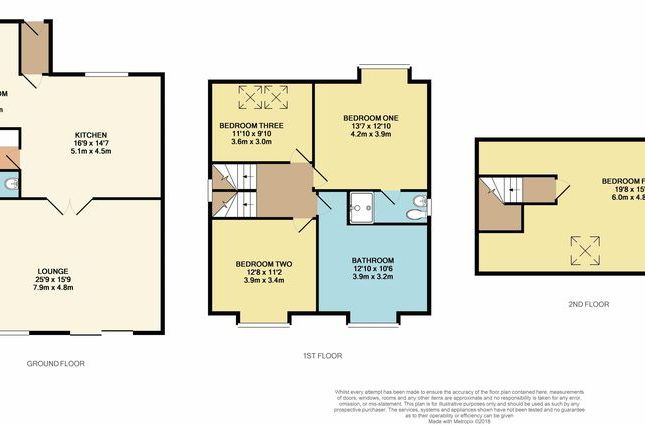 Thumbnail Detached house for sale in Mayors Walk, Pontefract