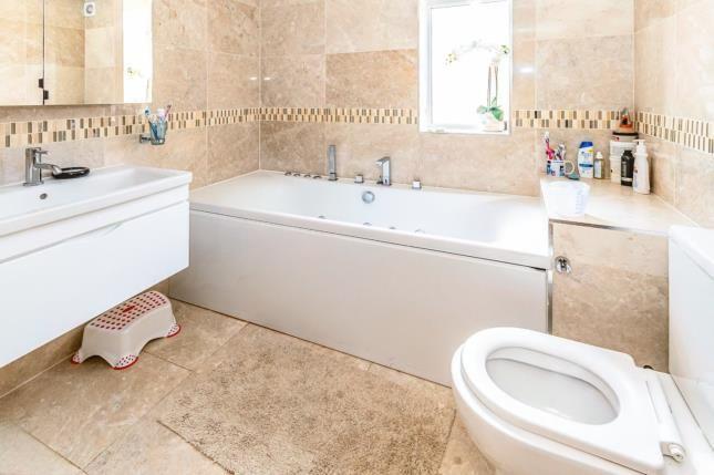Bathroom of Osborne Road North, Portswood, Southampton SO17