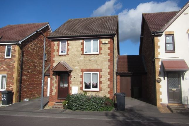 Thumbnail Detached house to rent in Juniper Way, Bradley Stoke, Bristol