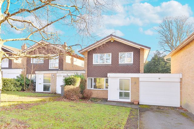 3 bed link-detached house for sale in Christchurch Close