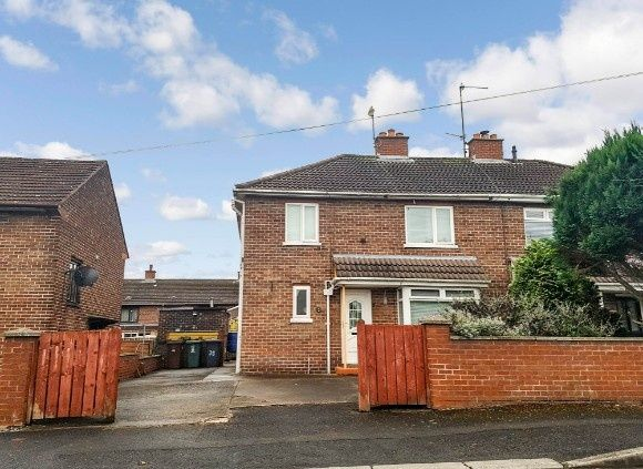 Thumbnail Semi-detached house to rent in Delacherois Avenue, Lisburn