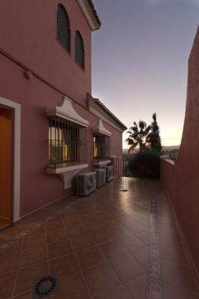 Side Terrace of Spain, Málaga, Mijas, Mijas Golf