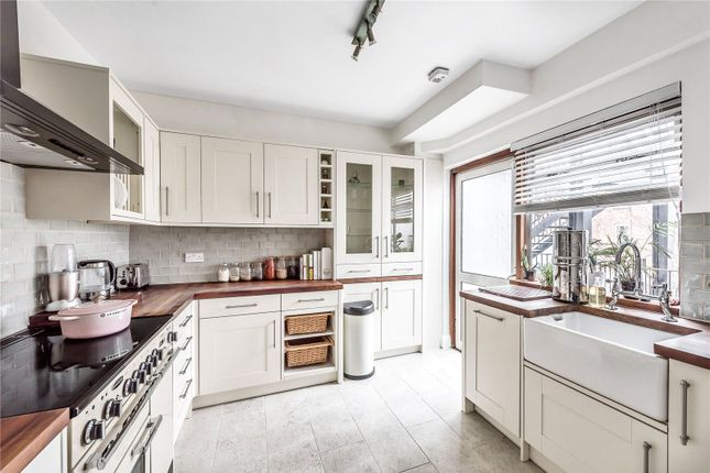 Thumbnail Flat for sale in Queens Court, West End Lane, West Hampstead, London
