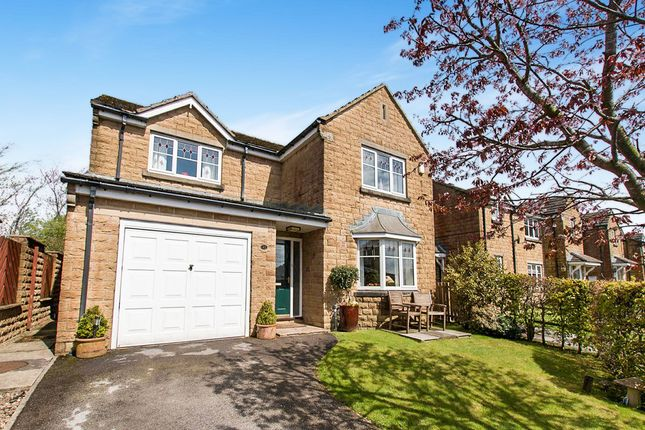 Thumbnail Detached house for sale in Dunmore Avenue, Queensbury, Bradford