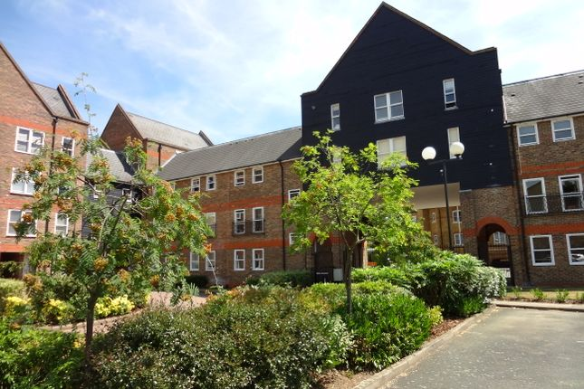Thumbnail Flat to rent in Millacres, Station Road, Ware