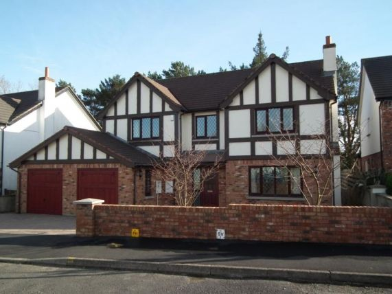 Thumbnail Detached house to rent in Saddlestone, Douglas