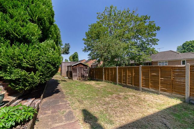 Rear Garden of Roke Lodge Road, Kenley, Surrey CR8