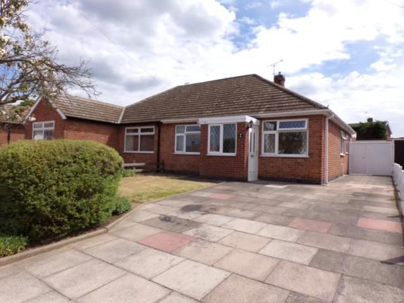 Thumbnail 2 bed bungalow for sale in College Road, Syston, Leicester, Leicestershire