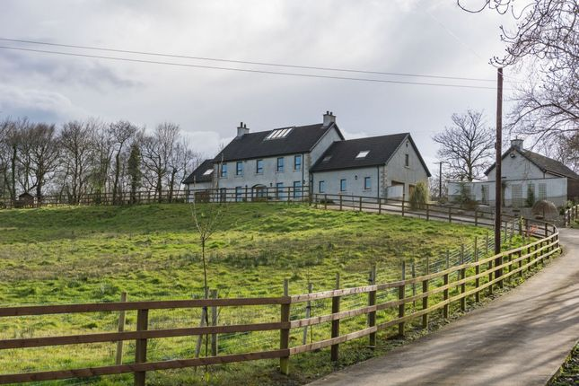 Thumbnail Detached house for sale in Curragh Road, Coleraine