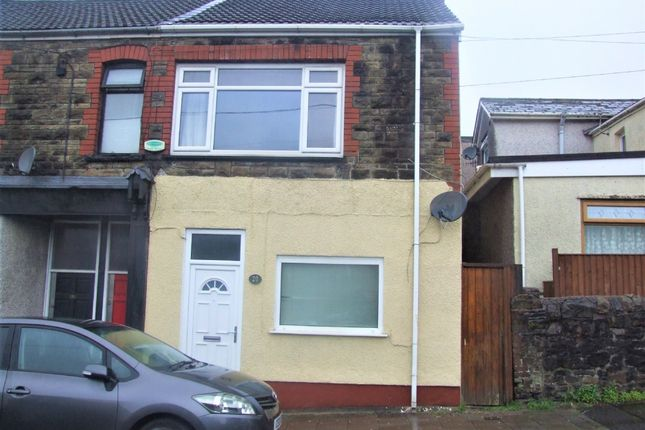3 bed semi-detached house to rent in 20 High Street, Nantyfyllon, Maesteg CF34