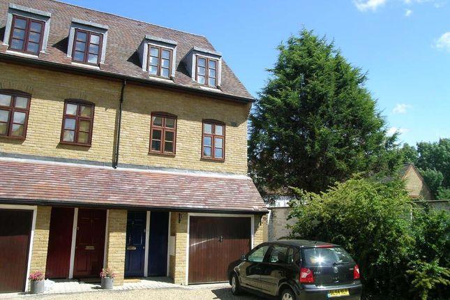 Thumbnail Semi-detached house to rent in Tudor Walk, Church Street, Ware