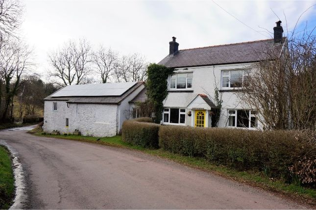 Thumbnail Detached house for sale in Gwynfe, Llangadog