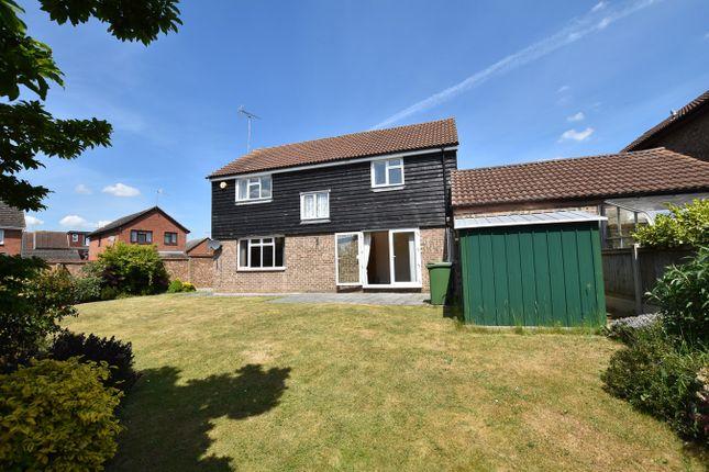 Detached house for sale in Redshank Drive, Heybridge, Maldon