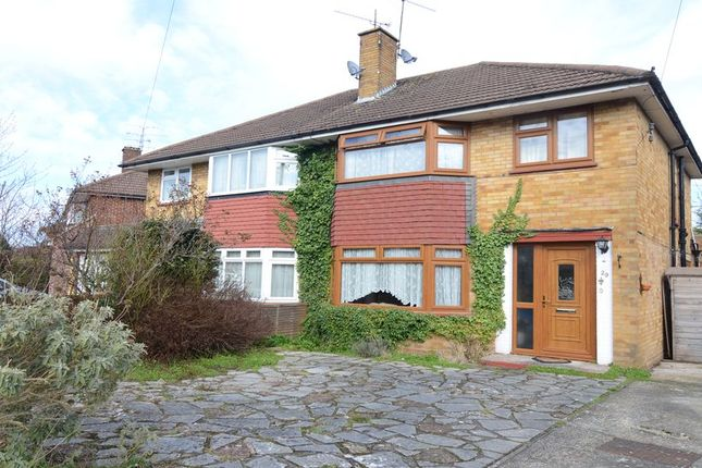 Thumbnail Semi-detached house to rent in Stubbs Moor Road, Farnborough
