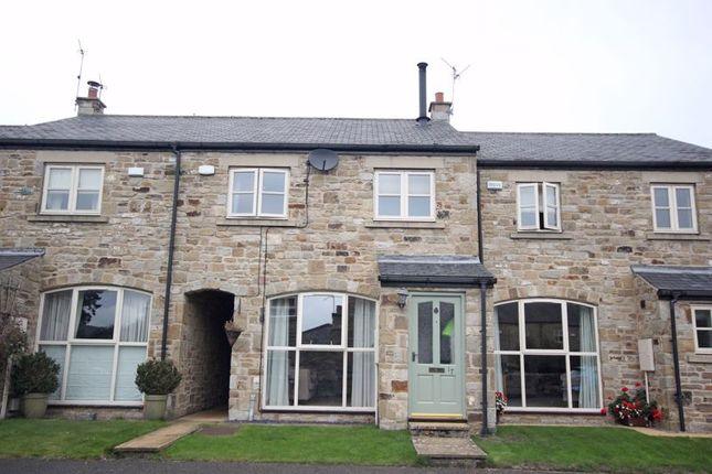 3 bed terraced house for sale in Chishillways, Barrasford, Hexham NE48