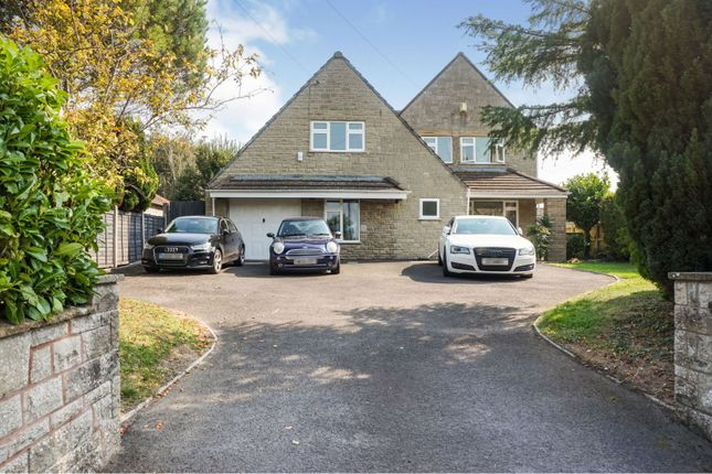 5 bed detached house for sale in Martock Road, Langport TA10