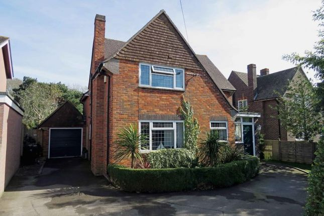 Thumbnail Detached house for sale in Beach Road, Hayling Island