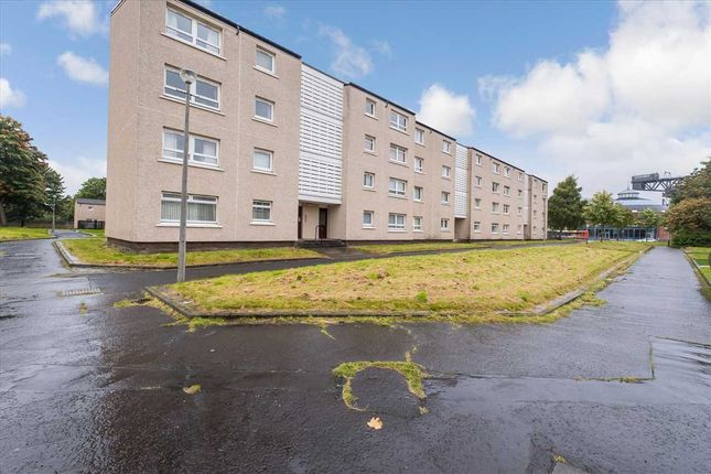 Front External of Maclean Square, Kinning Park, Glasgow G51