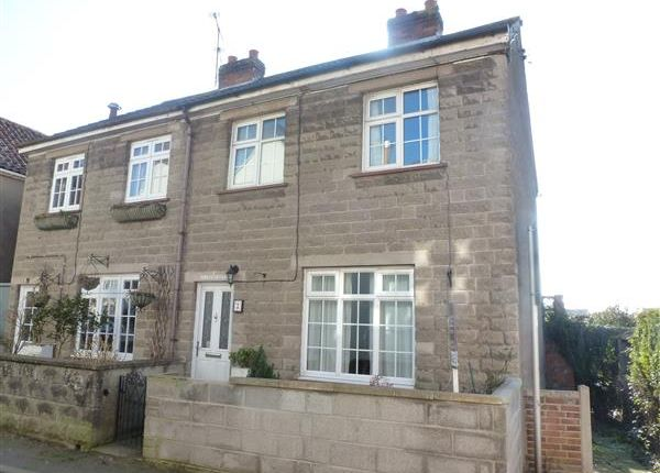 Thumbnail Cottage for sale in Jubilee Cottages, Meadow Street, Axbridge