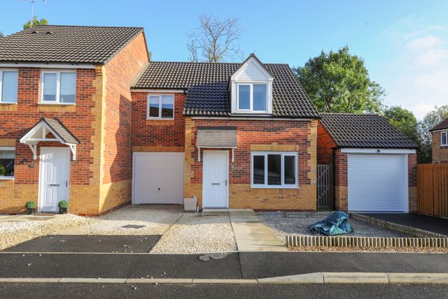 Thumbnail 3 bed semi-detached house for sale in Mizzen Road, Clowne, Chesterfield