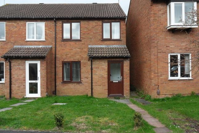 Thumbnail Terraced house to rent in Sandringham Road, Stoke Gifford, Bristol
