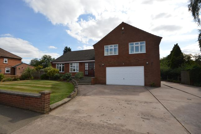 Thumbnail Detached house for sale in Croft Road, Cosby, Leicester