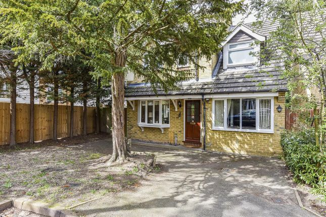 Thumbnail Detached house for sale in Brambleacres Close, Sutton