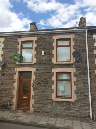 Thumbnail Terraced house for sale in Llewellyn Street, Gilfach, Bargoed
