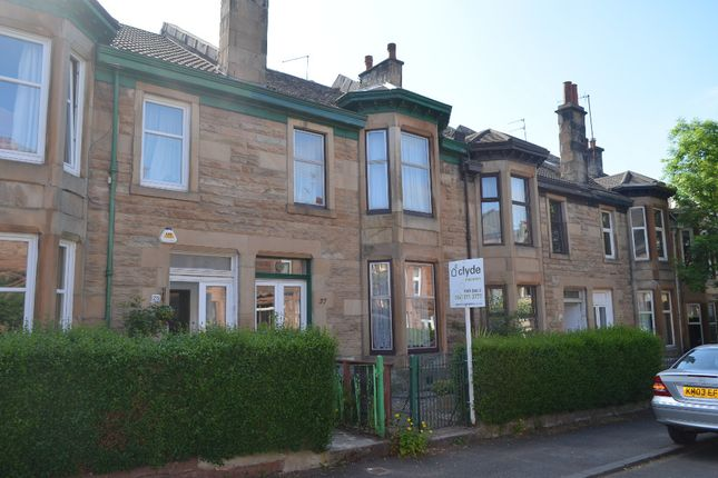 Thumbnail Terraced house for sale in Braemar Street, Glasgow