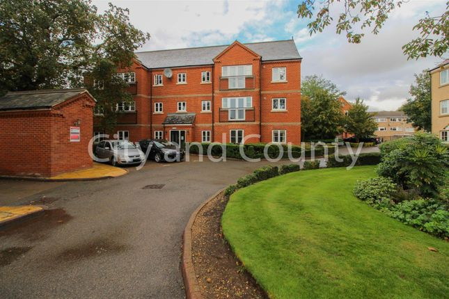 Thumbnail Flat for sale in Walnut Mews, Peterborough