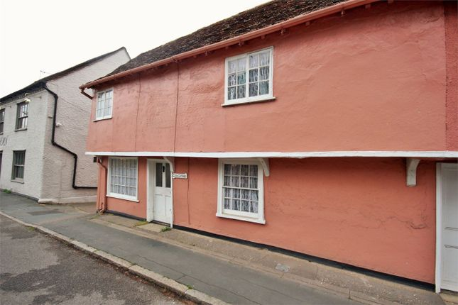 Thumbnail Cottage for sale in The Street, Ardleigh, Colchester