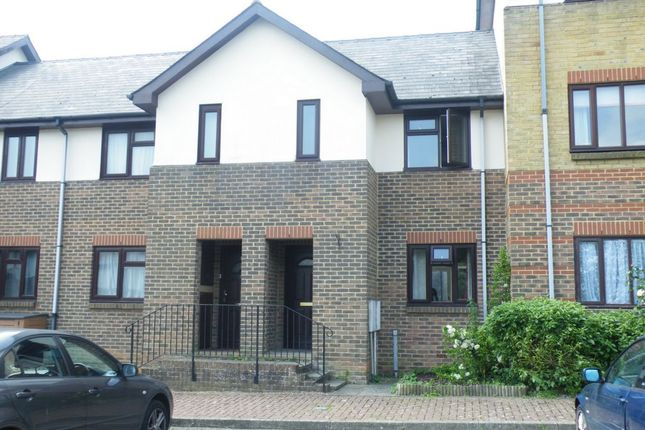 Thumbnail Terraced house for sale in Semple Gardens, Chatham