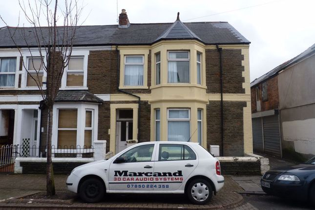 Thumbnail Property to rent in Arran Street, Roath, ( 6 Beds )