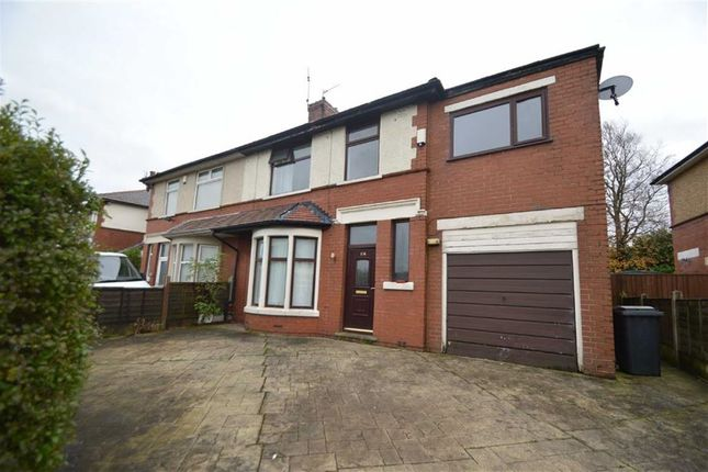 Thumbnail Semi-detached house to rent in Dill Hall Lane, Church, Accrington