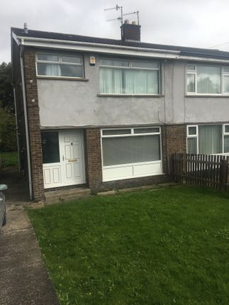 Thumbnail Semi-detached house to rent in Middlebrook View, Bradford