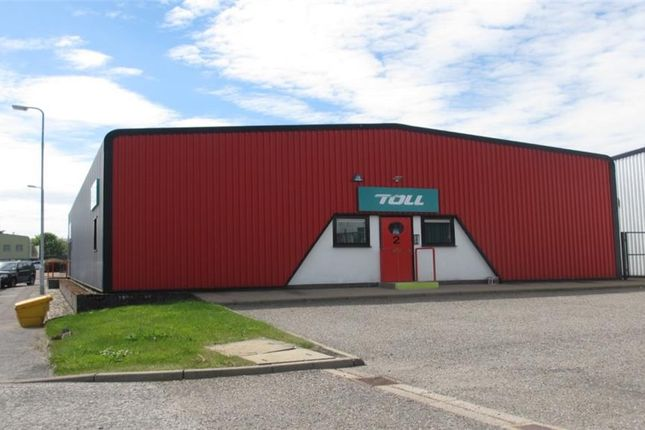 Thumbnail Light industrial to let in Unit 2, Airside Business Park, Dyce Drive, Kirkhill Industrial Estate, Dyce, Aberdeen