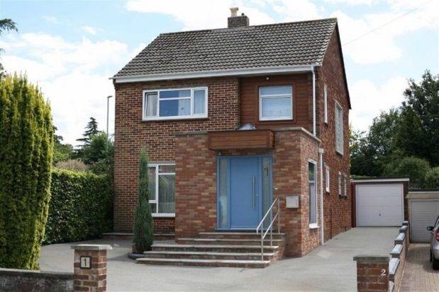 Thumbnail Property to rent in Whytes Close, Westbury-On-Trym, Bristol