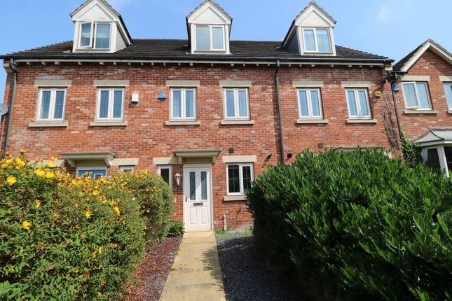 Thumbnail Terraced house to rent in Blacksmiths Close, Epworth
