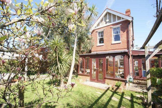 Thumbnail Detached house for sale in Montserrat Road, Lee-On-The-Solent
