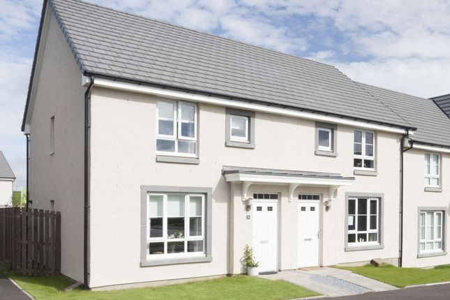 "Thumbnail Terraced house for sale in ""Forbes 1"" at Mugiemoss Road, Bucksburn, Aberdeen"