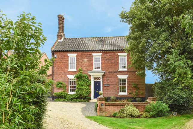 Thumbnail Detached house for sale in South Green, Mattishall, Dereham