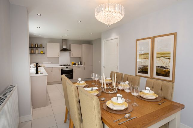 """3 bedroom semi-detached house for sale in """"The Wyatt"""" at Southfield Lane, Tockwith, York"""