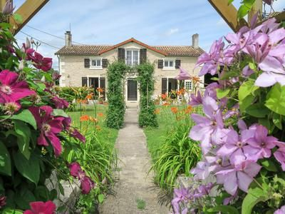 Property for sale in Brioux-Sur-Boutonne, Charente-Maritime, France