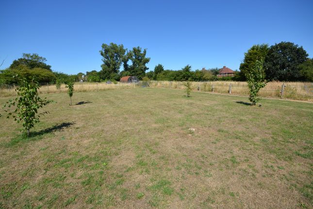 Thumbnail Land for sale in Rectory Road, Mellis, Eye