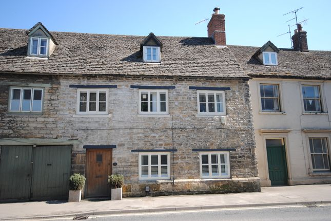 Thumbnail Terraced house to rent in Bridge Street, Witney
