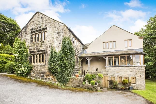 Thumbnail Semi-detached house for sale in Halifax, West Yorkshire