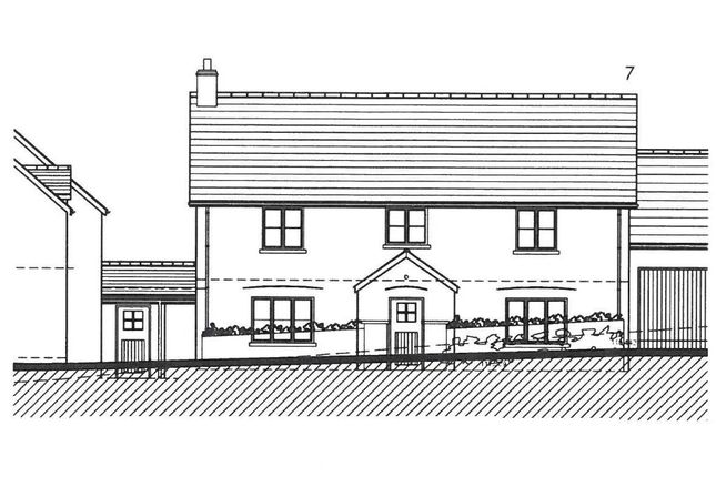 Land for sale in Plot 7, Parc Yr Odyn, Mathry, Haverfordwest SA62