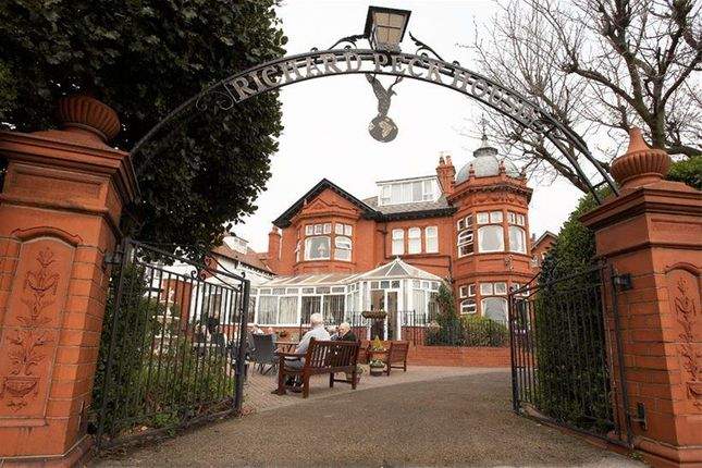 Thumbnail Land for sale in St. Thomas Road, St. Annes, Lytham St. Annes
