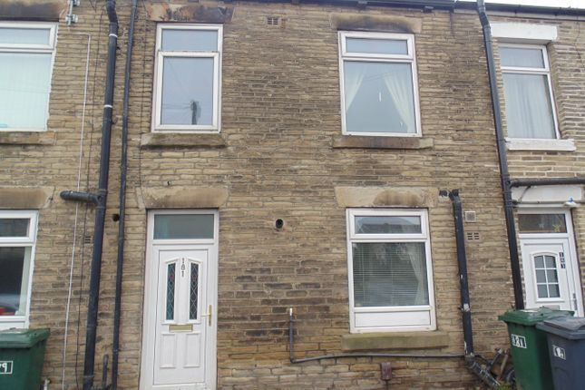 Thumbnail Terraced house for sale in Halifax Road, Liversedge